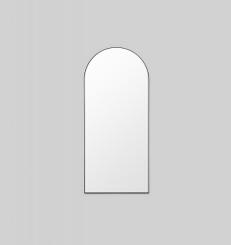 Bjorn Arch Floor Mirror - Black