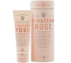 MAINE BEACH- MT MACEDON ROSE HAND & NAIL CREME 100ML