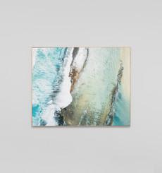 Esperance Framed Canvas