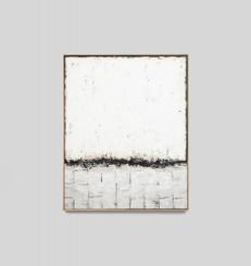 ICESCAPE BLACK - FRAMED - SARAH BROOKE