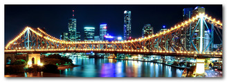 STOREY BRIDGE - BRISBANE - ORIGINAL