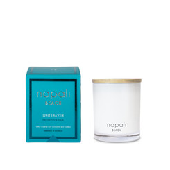 NAPALI BEACH - WHITEHAVEN - 160G CANDLE
