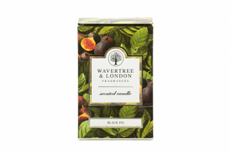 WAVERTREE & LONDON - BLACK FIG - CANDLE