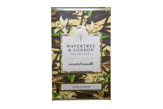 WAVERTREE & LONDON - VANILLA BEAN - CANDLE