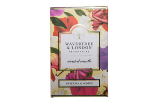 WAVERTREE & LONDON - SWEET PEA JASMINE - CANDLE