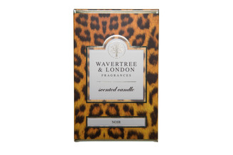 WAVERTREE & LONDON - NOIR - CANDLE