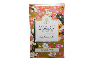 WAVERTREE & LONDON - JAPANESE PLUM - CANDLE