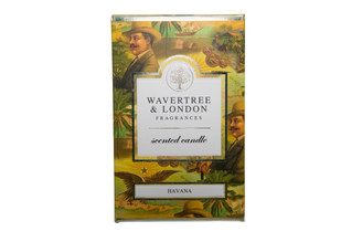 WAVERTREE & LONDON - HAVANA - CANDLE