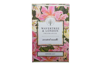 WAVERTREE & LONDON - GINGERLILY - CANDLE