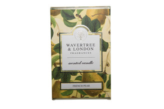 WAVERTREE & LONDON - FRENCH PEAR - CANDLE