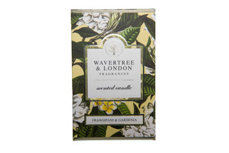WAVERTREE & LONDON - FRANGIPANI & GARDENIA - CANDLE