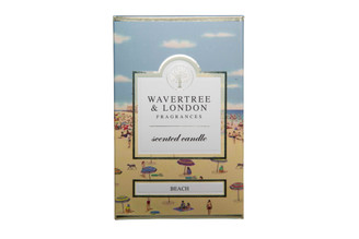 WAVERTREE & LONDON - BEACH - CANDLE