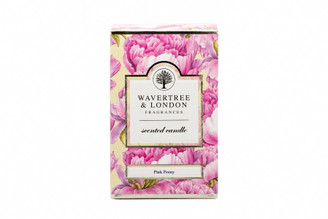 WAVERTREE & LONDON - PINK PEONY - CANDLE