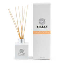 TILLEY - ORANGE BLOSSOM - REED DIFFUSER