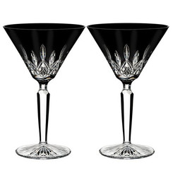 Waterford Crystal Lismore Black - Cocktail Pair