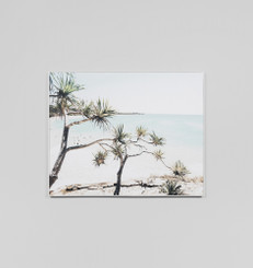 NORTHERN BEACH - FRAMED CANVAS