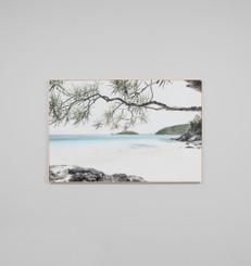 SHADED PARADISE - 120 x 80cm