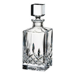 Waterford Lismore Square Decanter