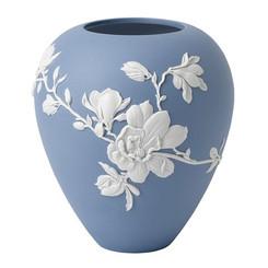 Wedgwood Magnolia Blossom Large Vase 18cm