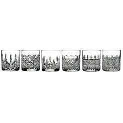 Waterford Crystal Lismore Heritage Tumbler Set of 6
