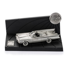 ROYAL SELANGOR LIMITED EDITION BATMAN 80TH CLASSIC BATMOBILE REPLICA