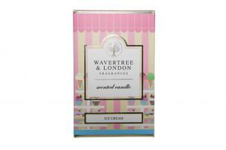 WAVERTREE & LONDON - ICE CREAM - CANDLE