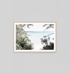 Noosa - Framed Print
