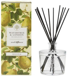 WAVERTREE & LONDON - FRENCH PEAR - REED DIFFUSER (250ML)