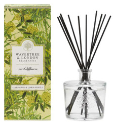 WAVERTREE & LONDON - LEMONGRASS & LEMON MYRTLE - REED DIFFUSER (250ML)