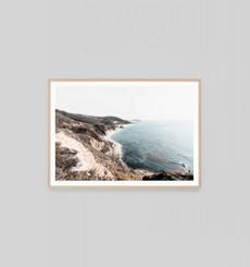 Coastal Wilderness - Framed Print