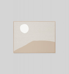Petra Fawn 1 Framed Screen Print