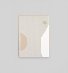 Petra Fawn 2 Framed Screen Print