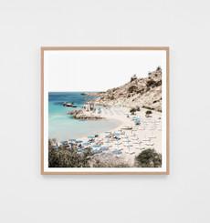 Mediterranean Coast Print