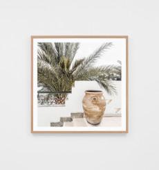 Mediterranean Balcony Print