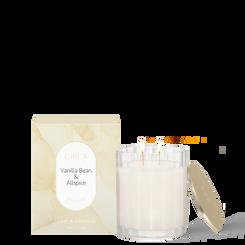 VANILLA BEAN & ALLSPICE Soy Candle 350g