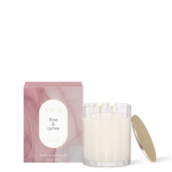 ROSE & LYCHEE Soy Candle 350g
