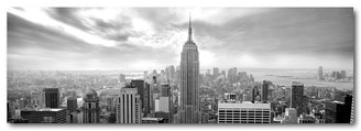MANHATTAN - B&W