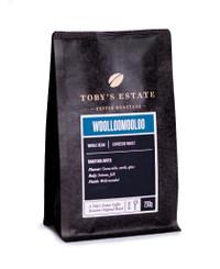TOBYS ESTATE COFFEE BEANS -1KG - WOOLLOOMOOLOO BLEND