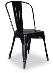 TOLIX CHAIR - BLACK