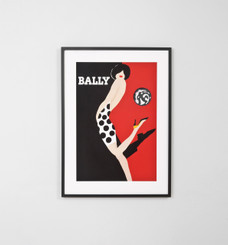 BALLY - RED
