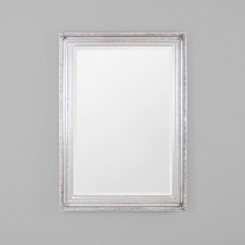 HELENA SILVER MIRROR 73X103CM.  TRADITIONAL STYLE MIRROR FEATURING A DETAILED SILVER FRAME.  AVAILABILITY: USUALLY SHIPS IN 2-4 WEEKS.