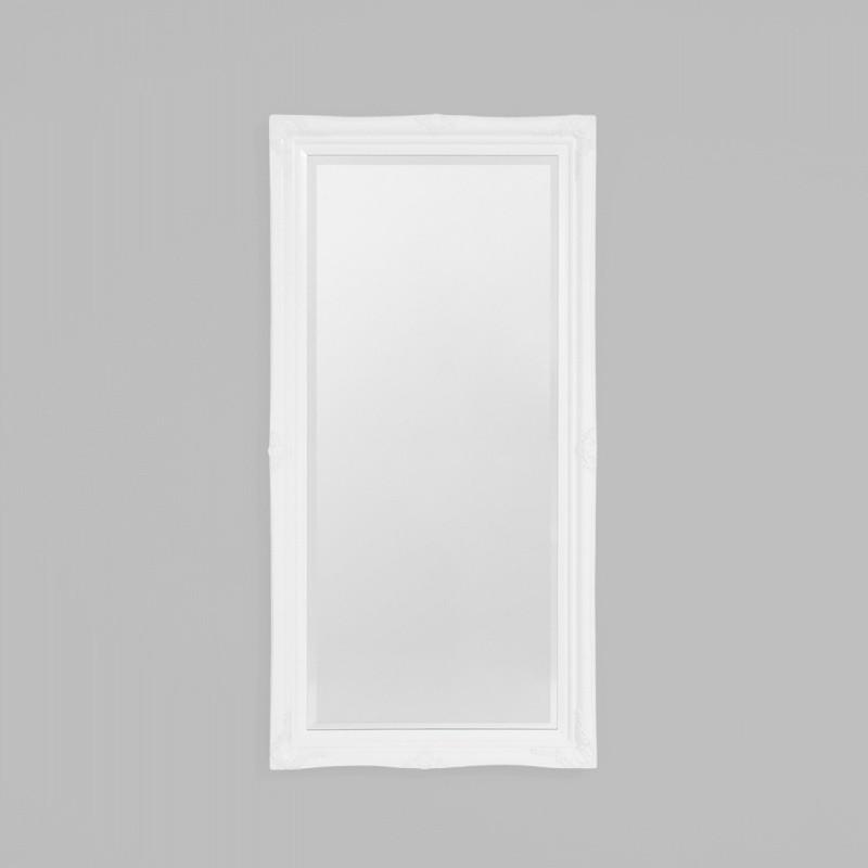 JULIETTE GLOSS WHITE MIRROR 74X150CM - matthewthomas.com.au