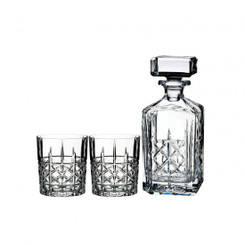Marquis by Waterford Brady Decanter & Double Old Fashioned (Pair),