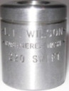 L. E. Wilson 17 Hornet Trimmer Case Holder (Fired Cases)