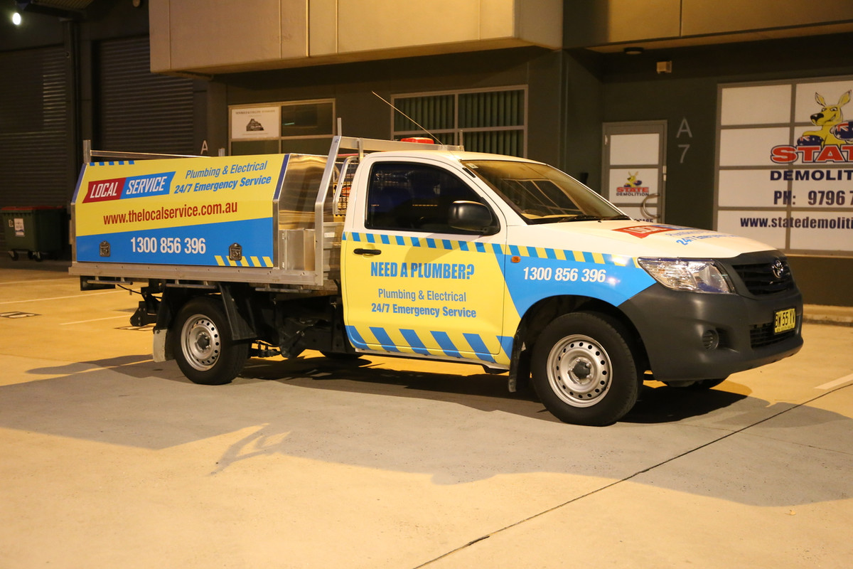 Vehicle Wrap Ute 1 2 Wrap Trixle Group Pty Ltd