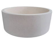 Limestone Natural Stone Vessel Sink