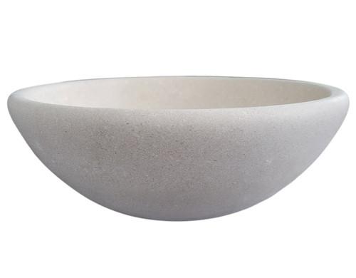 Classic Limestone Natural Stone Vessel Sink