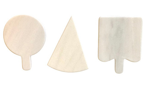 White Marble Serving Boards