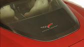 C6 Corvette Cargo Shade