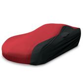 C6 ULTRAGAURD CAR COVER-RED/BLACK